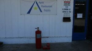 Buckeye Fire Equipment Mister Brf 15 Fire Suppression System 3169