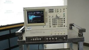 Hp 4194a 100 Hz 40 Mhz Impedance gain phase Analyzer Op 350