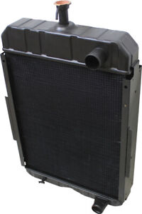 405998r1 Radiator For International 826 Tractor