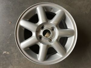 Volkswagen Jetta Golf Wheel Rim 94 95 96 1997 1998 1999 14 Factory Vw 69707 2