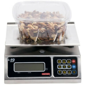 New Tor Rey L eq 5 10 10lb Digital Price Computing Food Scale Legal For Trade