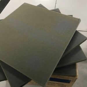 Pick And Pack Foam Sheets 24x24x1 Box Of 12 Sheets Used