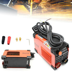 20 160a Stick Arc Welder Inverter Welding Machine 220v Inverter Soldering Statio