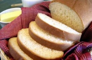 4 pack Easy Homemade White Bread Machine Mix For Oven Also