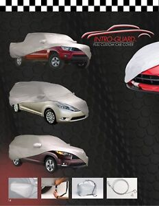 Intro guard Full Custom Car Cover By Intro tech For Toyota Matrix 2009 2013