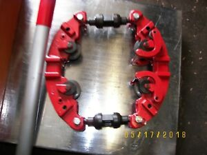 Reed Lcrc8i 6 8 Low Clearance Rotary Pipe Cutter For Cast And Ductile Iron