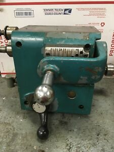 Leblond Regal Servo Shift 15 Metal Lathe Quick Change Threading Gear Box