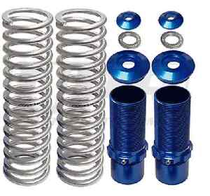 1979 2004 Mustang Pro Series Front Coil Over Kit With Springs Free Shipping Look