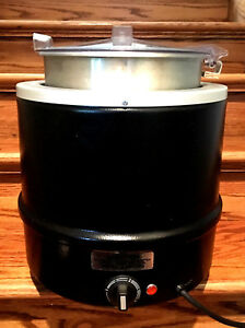 Frontier Ii Kettle 12 Qt Stainless Tomlinson Usa Commercial Soup Warmer 1014759