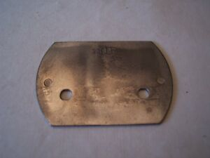 2gc Carb Choke Plate Rochester 55 69 Chevy Rat Rod Hot Street Vintage 283 265
