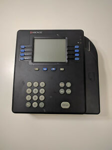 Kronos 4500 Time Clock With Backup Battery System 8602800 001