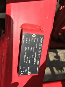 Pottinger X8 Mower Conditioner Double Rear