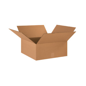 18x18x8 Shipping Boxes 25 Or 50 Pack Packing Mailing Moving Storage