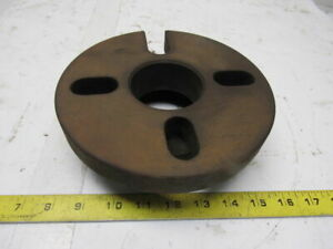 Lathe Dog Face Plate 7 3 4 Dia External Thread Mount