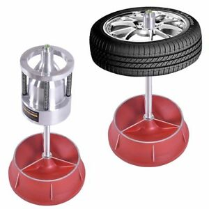 Manual Car Truck Wheel Tire Balancer Balancing Tool Stand