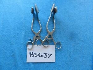 Codman Cardiovascular Thoracic Right Darling Popliteal Retractor Set