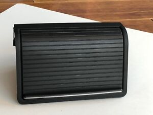 Bmw E46 3 Series Rear Center Console Ashtray Black Oem