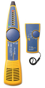 Fluke Networks Intellitone Pro 200 Lan Kit Digital Toner Probe Mt 8200 60 kit