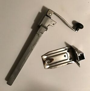 Cozzini Table Mount Commercial Can Opener