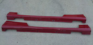 Jdm Nissan Skyline R33 Gt Coupe Side Skirt Set Oem