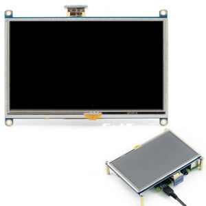 5 Inch Lcd Touch Display With Hdmi Function For Raspberry Pi 2 Model B a b