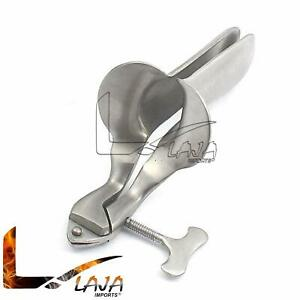 Large Collin Vaginal Speculum Stainless Steel Surgical Gynecological Tool