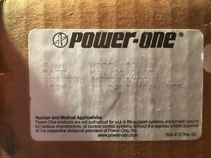 Power one Hdcc 150w a Dc Power Supply 5vdc 12a 12 15 12 15vdc 3 4a 3a New