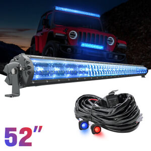 Mictuning Magical 52 Led Light Bar 29100lm Off Road Driving Work Lamp Exclusive