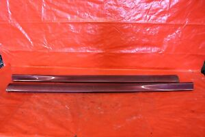 2002 04 Acura Rsx s K20a2 Oem Factory Lh Rh Side Skirt Pair Dc5 Assy 4327