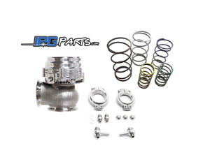 Tial Mvs 38mm V Band Universal High Flow Wastegate Silver