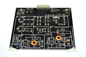Power Supplies And Regulators Circuit Board To Be Used With Eb 3000