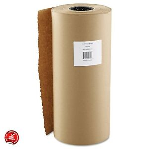 Packing Paper Giant Jumbo Roll Wrapping Shipping Kraft Gift 18 X 900 Ft Brown