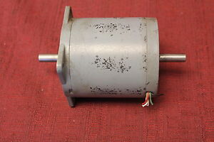 Superior Electric Hs50r Slo syn Stepper Motor Torque 85 Used