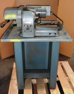 G149388 Hardinge Hsl 59 Speed Lathe W table
