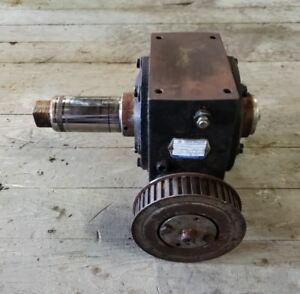 Hobart Mg1532 Small Gear Box Great Working Condition