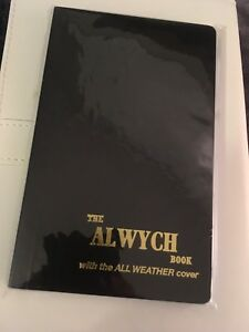 Pair Of Sealed The Alwych All weather Book A6 Pocket Notebook Bonus Moleskine