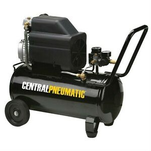 New 8 Gallon Portable Air Compressor 125 Psi Free Ship
