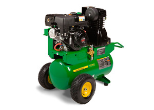 John Deere 20 gallon Two Stage Gas Air Compressor ac2 20ghs
