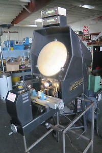 Master view Mv 14 14 Optical Comparator