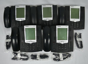 Lot Of 5 Aastra 6757i Business Office Telephones