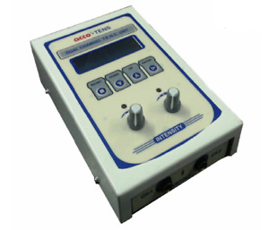 Tens 2 Channel 8 Prg Portable Physiotherapy Electrotherapy Machine Pain Relief