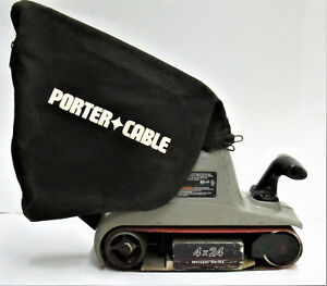 PORTER CABLE - 362VS 4 x 24 Variable Speed Belt Sander