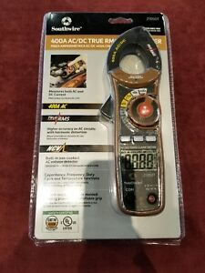 Southwire 400a True Rms Clamp Meter 21050t