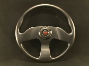 Mugen Steering Wheel 14 5 Inch Used 0031