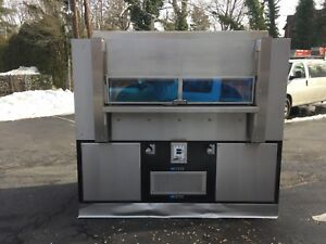 Wood Stone Fire Deck 8645 Commercial Oven