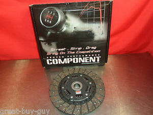 Competition Clutch 99785 s Honda B series Street Clutch Disk Organic 99785 s