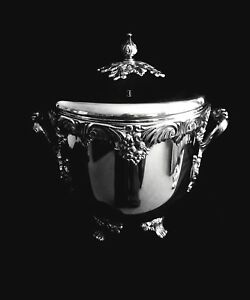Reed Barton King Francis Silverplate Ice Champagne Bucket