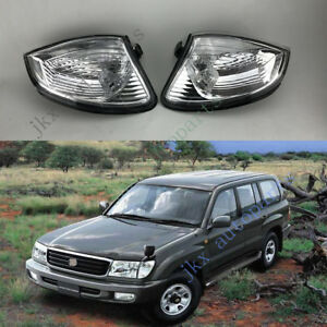 Bumper Parking Stop Signal Lights K For Toyota Land Cruiser Prado Lc100 98 05
