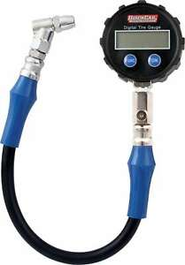 Quickcar Racing Products 0 60 Psi Digital Tire Pressure Gauge P n 56 085