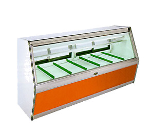 Marc Refrigeration Bdl 10r Display Case Red Meat Deli